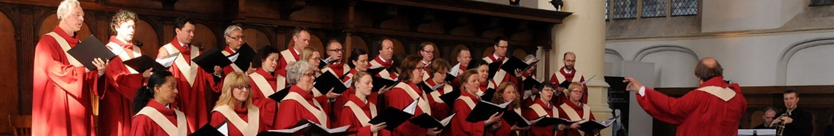 Evensongs en cantatediensten